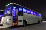 Party Bus at Night